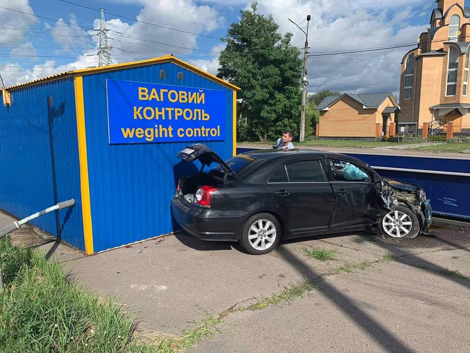 На Одеській трасі пошкодили комплекс габаритно-вагового контролю - Одеська траса - 117169230 1635698973259403 8596557148743134055 n