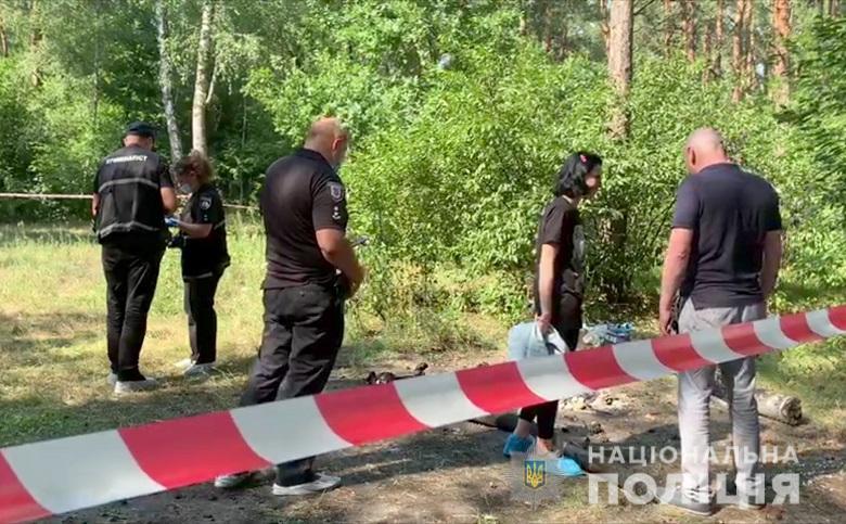 Іноземка вбила та розчленувала киянина - Поліція, місто Київ, вбивство - 117182309 3172452746143808 2940533071957659327 n