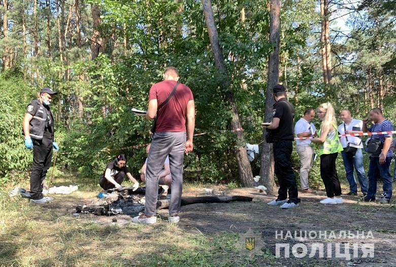 Іноземка вбила та розчленувала киянина - Поліція, місто Київ, вбивство - 117261023 3172452632810486 7862229063676970424 n
