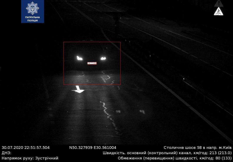 До 218 км/год: минулого тижня на дорогах зафіксували нові антирекорди швидкості - антирекорди на дорогах - 117286508 2666303540304830 4608813173467446985 o