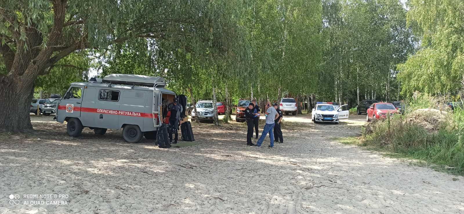На Обухівщині розшукали тіло зниклого чоловіка -  - 117973629 4408608939209937 789946133361265097 o