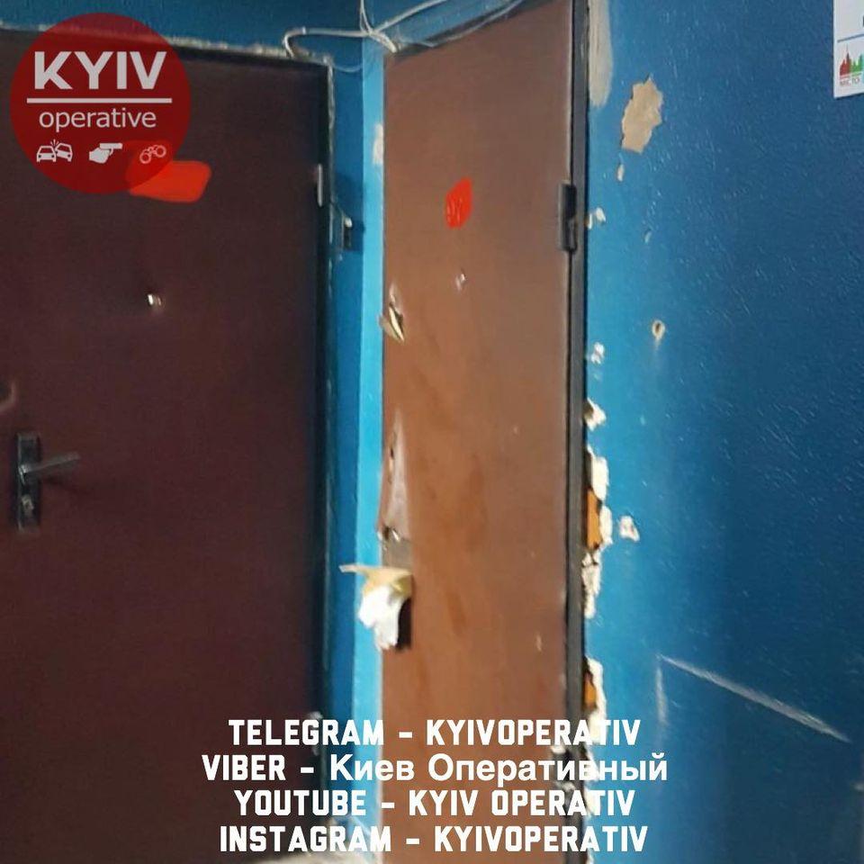 В Києві іноземець вбив українку - Поліція, Київ, іноземець, вбивство - 118239428 1065214997207919 7981616838610966082 o