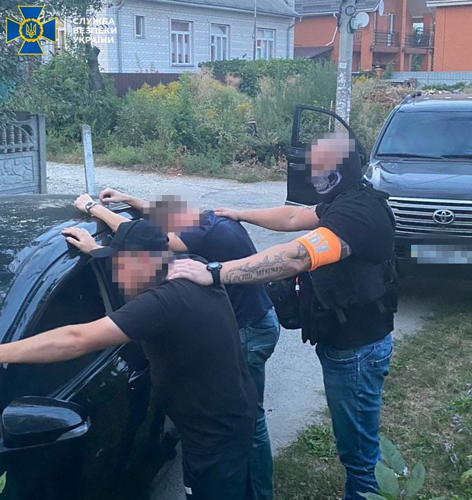 У Києві на хабарі затримали двох посадовців обласної поліції -  - 118254675 2386335828336264 1454214607559879487 n