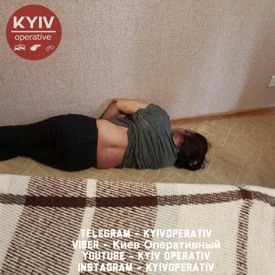 В Києві іноземець вбив українку - Поліція, Київ, іноземець, вбивство - 118297437 1065214990541253 6411112332187087491 o