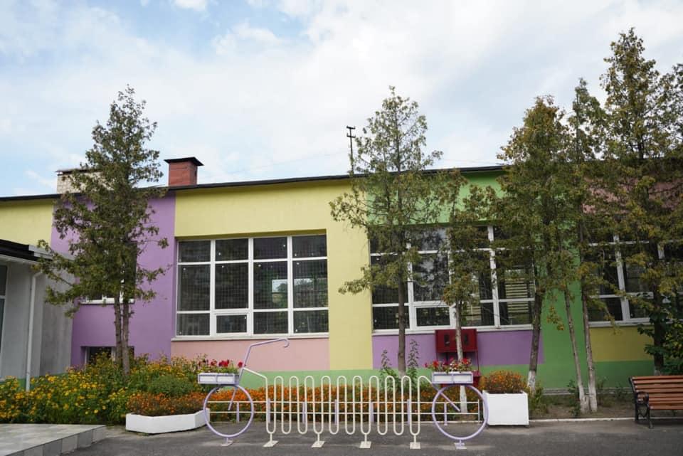 Недоліки добудови школи в Українці пообіцяли терміново усунути -  - 118484332 2342029096105225 2831144081142372774 n