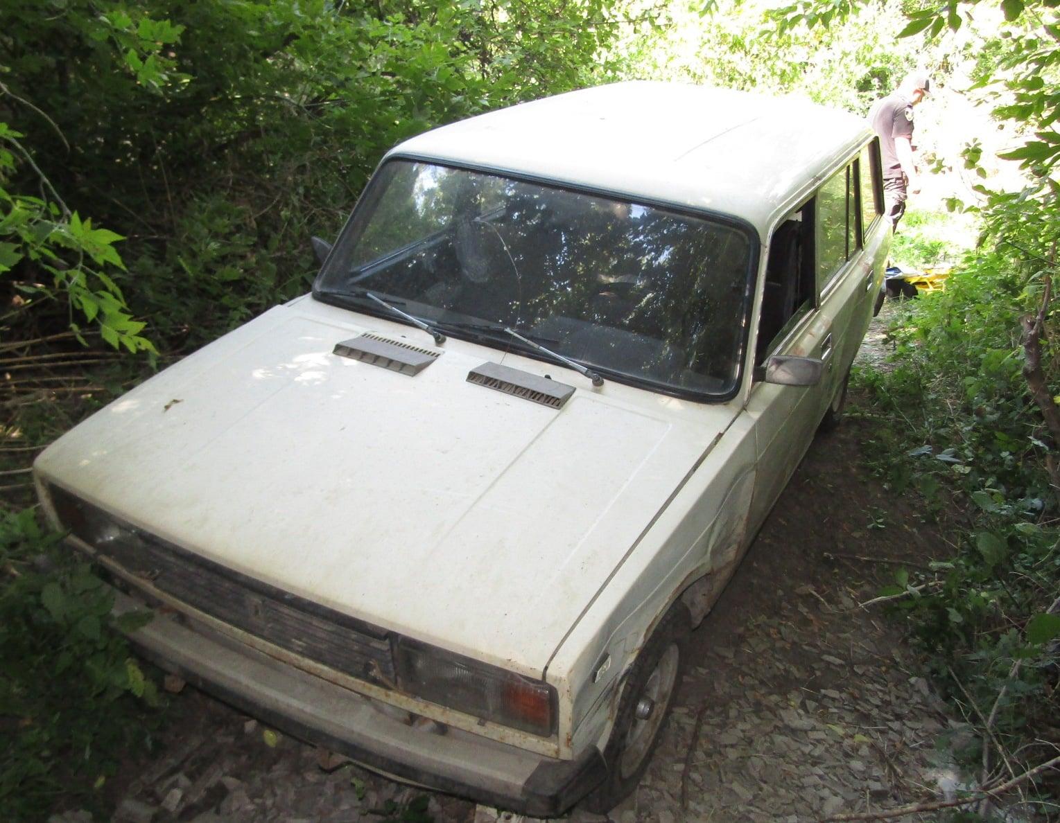 Викрадачів автівки у Василькові розшукали за кілька годин -  - 118507182 763696091060295 7104710519897891614 o
