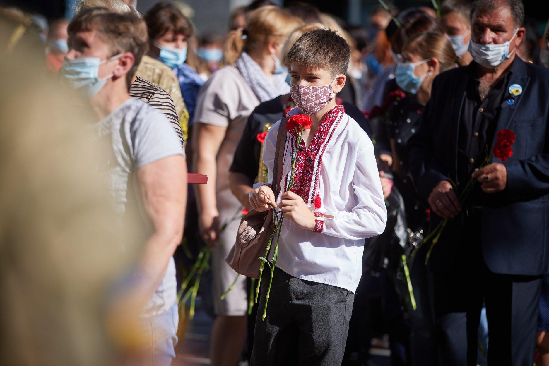Винні в Іловайській трагедії мають понести покарання, – Зеленський -  - 118526412 2111941085617414 3816084427208216009 o