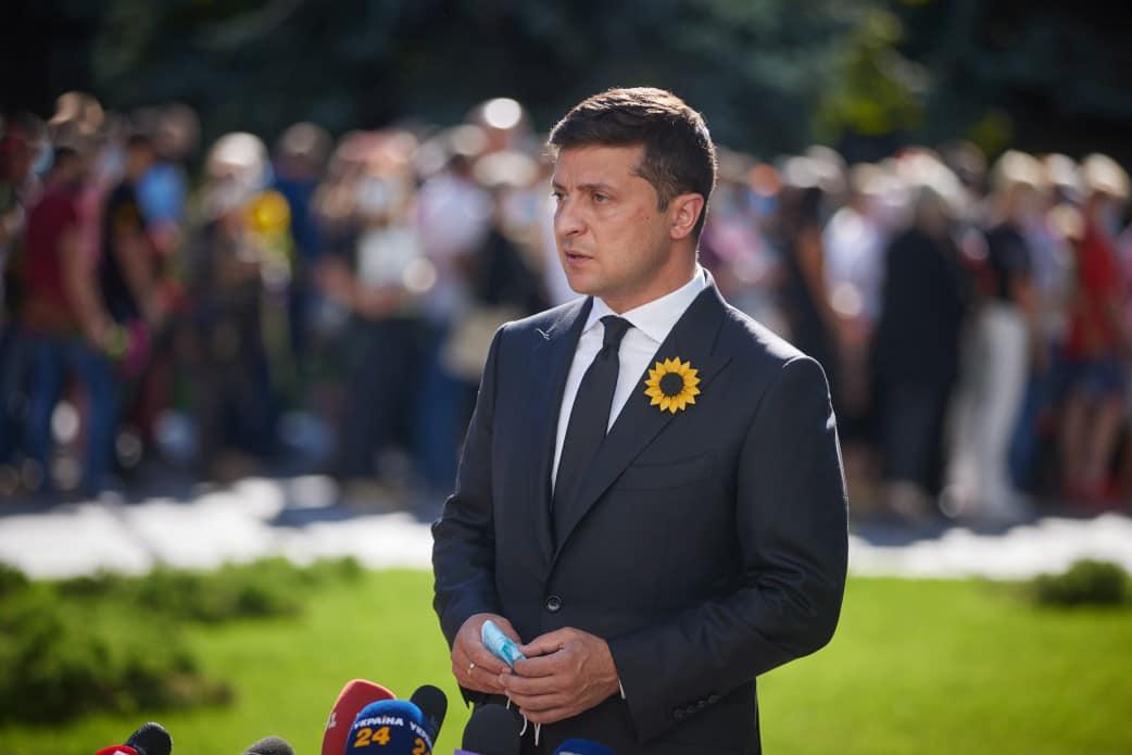 Винні в Іловайській трагедії мають понести покарання, – Зеленський -  - 118622339 2111958138949042 59836774158121769 o
