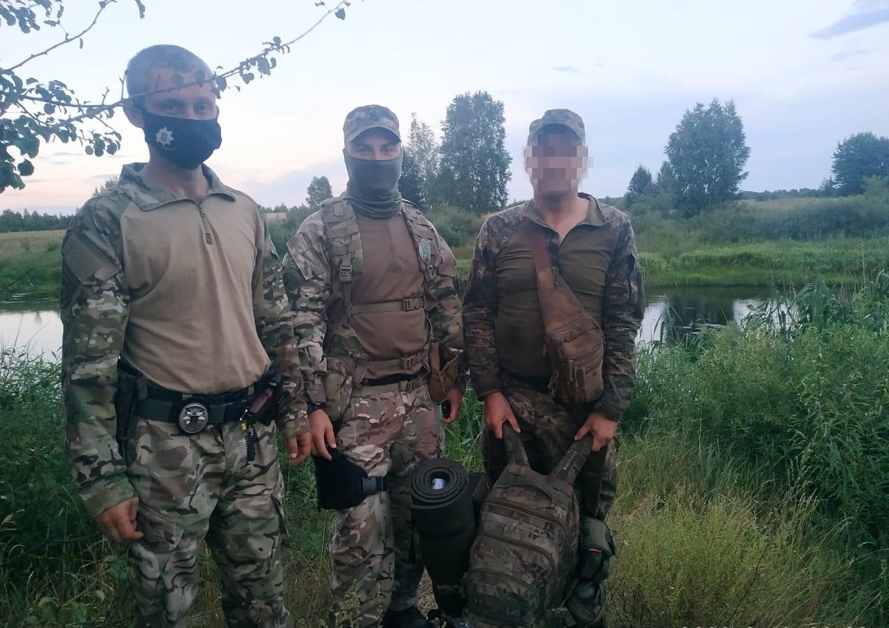 У зоні ЧАЕС затримали шукача пригод з Києва - Чорнобильська зона відчуження, Чорнобильська зона, Чорнобиль, сталкери, сталкер, Зона відчуження - 11 stalker