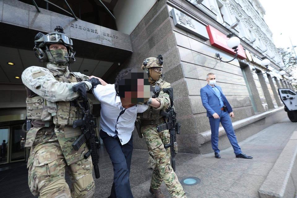 Київському терористу повідомлено про підозру - бомба - 13406