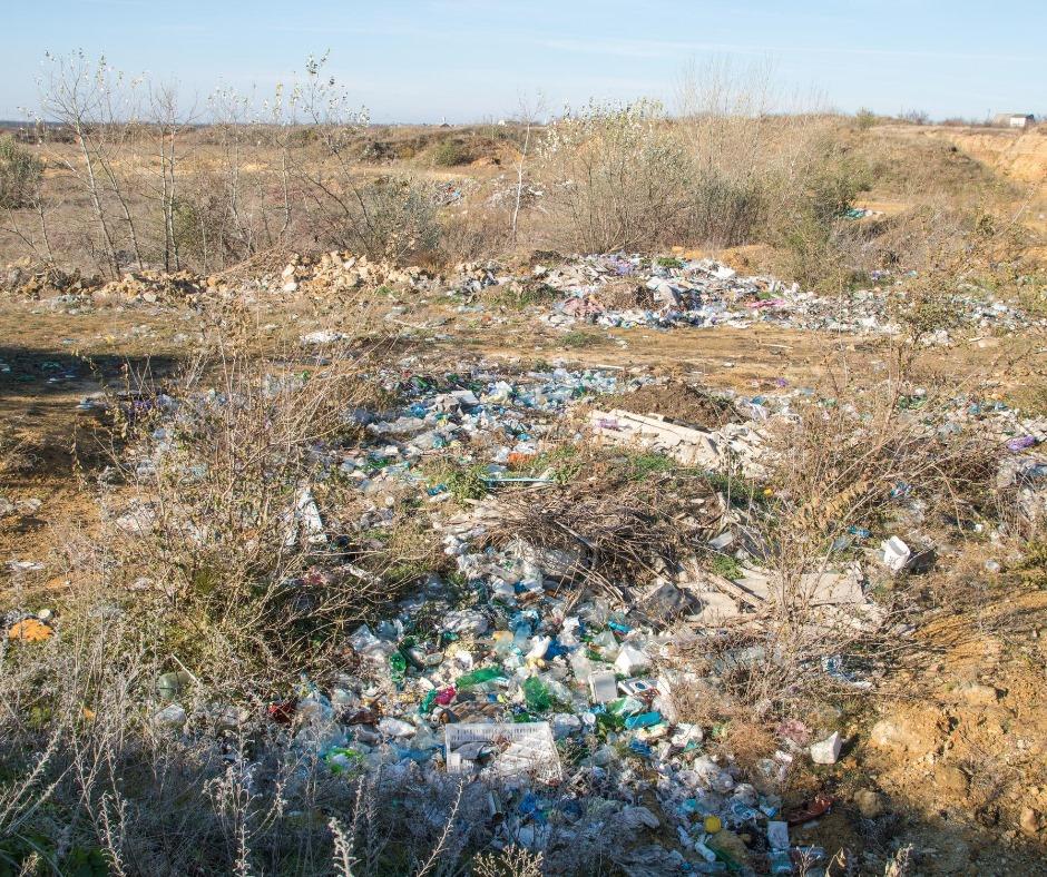 На Київщині несанкціоновані звалища завдали збитків державі на суму 253,5 млн грн - стихійні сміттєзвалища - 18 zvalyshhe