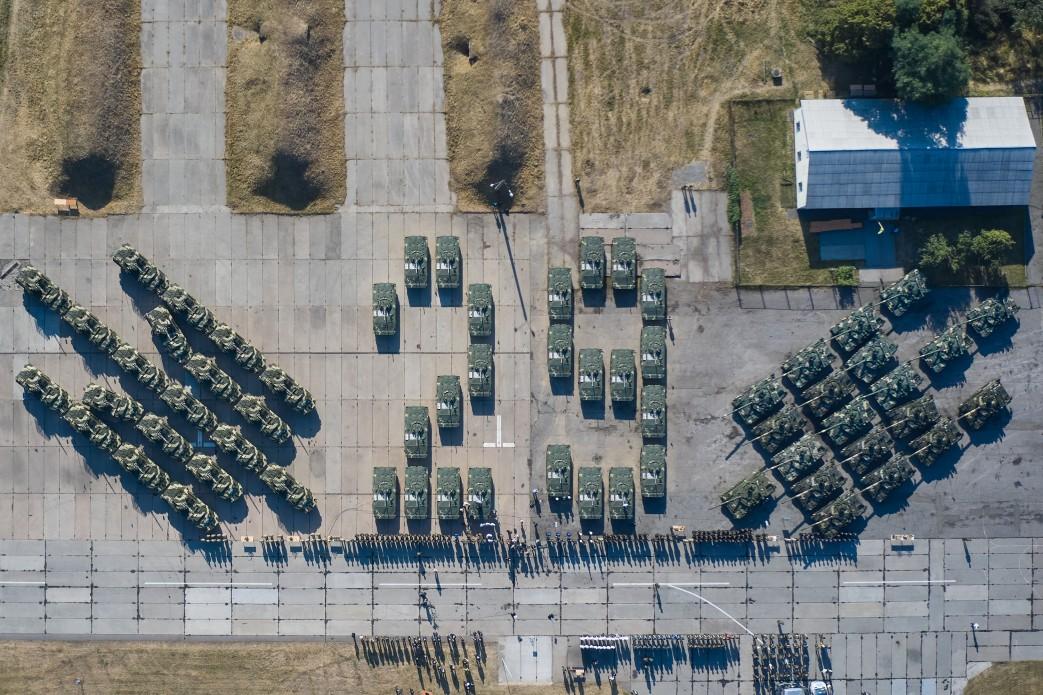 Військову частину у Василькові відвідав президент -  - 1d879617d093f6d0ac3c3e74e3e645fd 1598171469 extra large