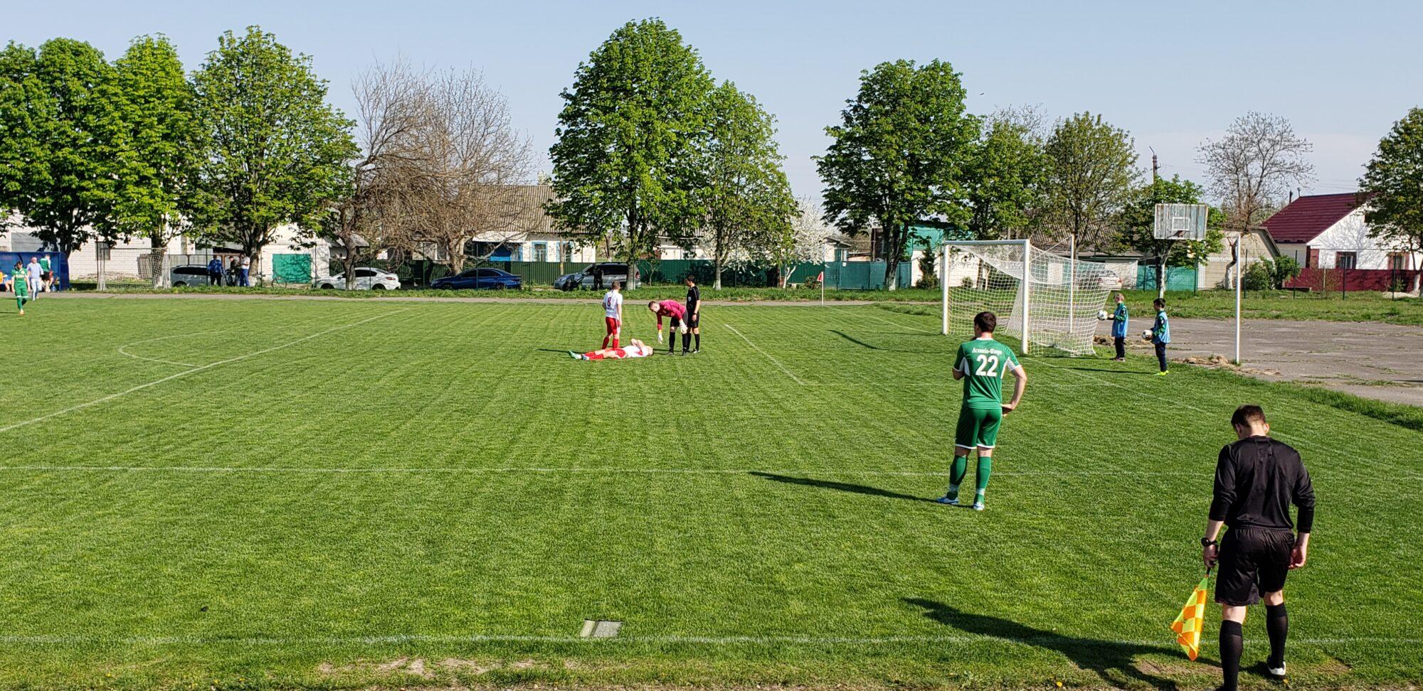 На Київщині відбудуться матчі 9 туру чемпіонату області з футболу