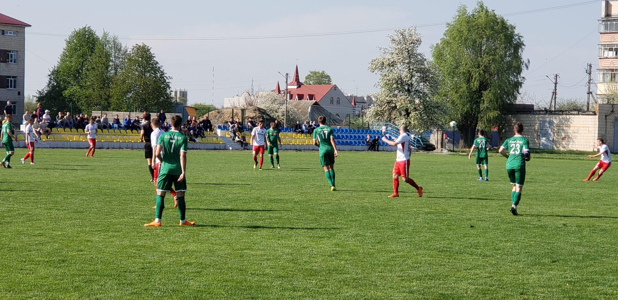 Результати 8 туру чемпіонату Київщини з футболу