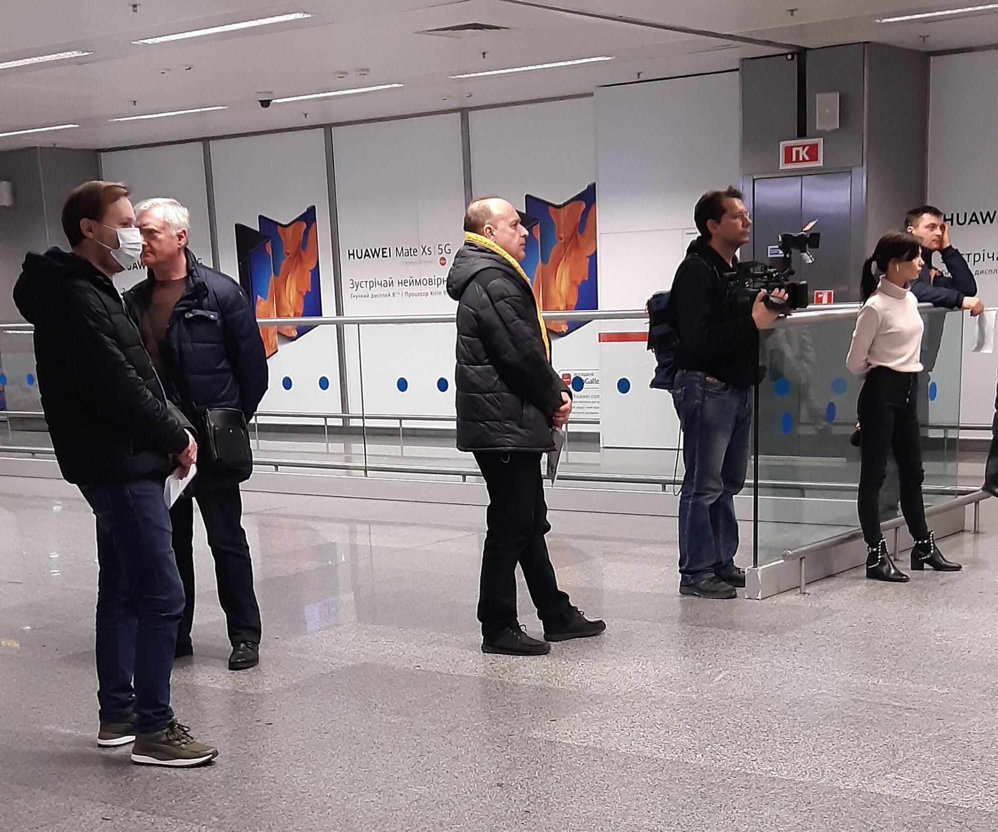 В Україні ввели збір за виліт пасажирів - Збір, Верховна Рада - 20200226 165951 2000x1667