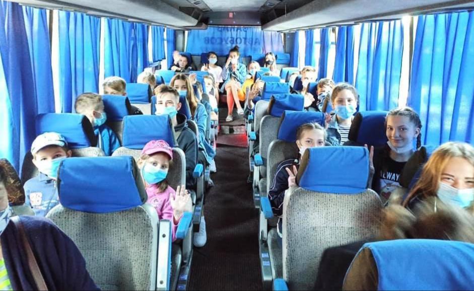 Нарешті - до табору: діти з Бучанської ОТГ вирушили до моря - табір, Море, Діти, Буча - 20200803 092653