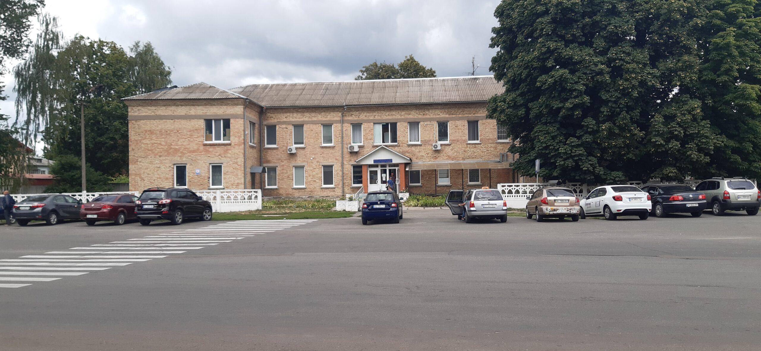 У Борисполі жінка із температурою 39 не могла потрапити до лікаря - лікарня, коронавірус, жінка, Бориспіль - 20200813 122442 scaled