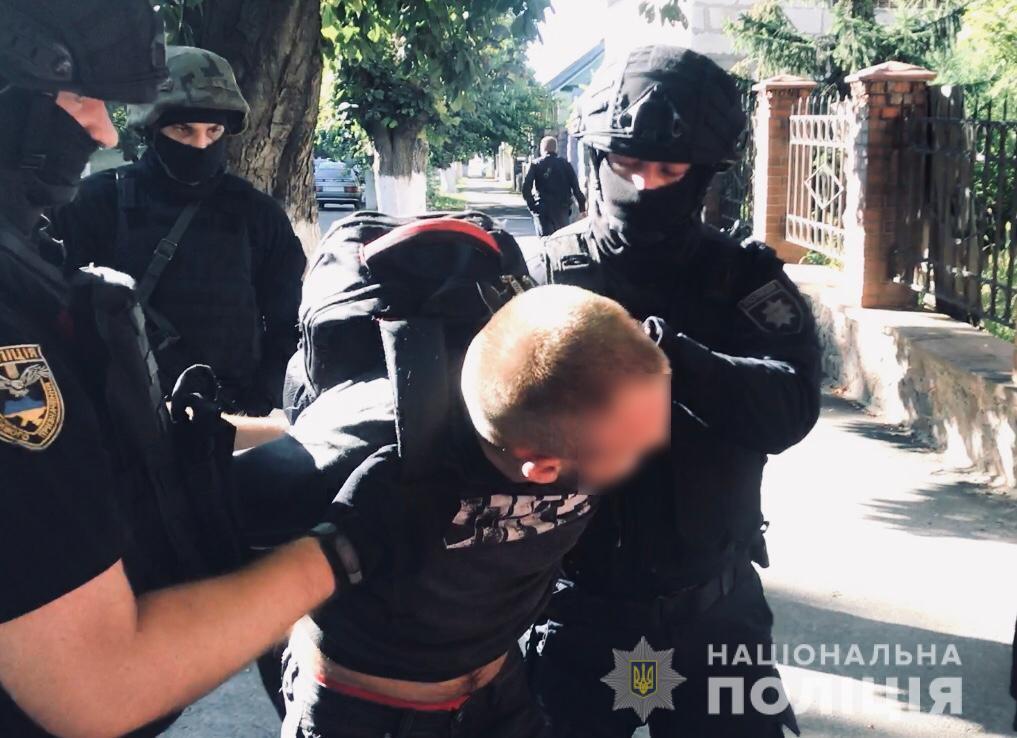 На Київщині чоловік збував наркотики через телеграм-канал -  - 31 nakro