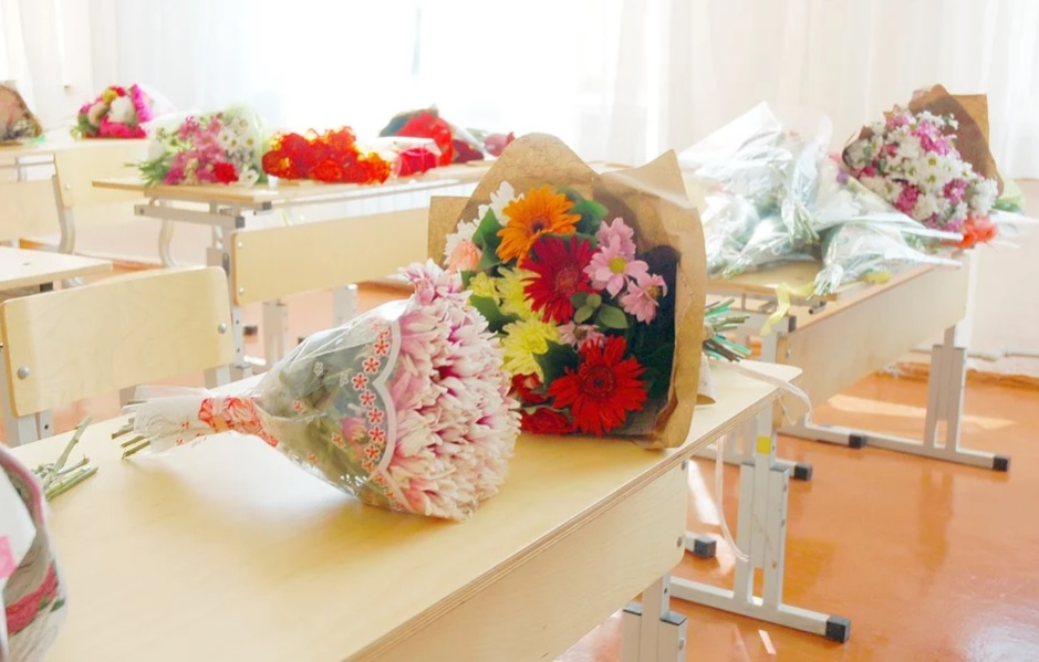 Школярів закликають 1 вересня відмовитися від пластикових обгорток для квітів -  - 31 tsvety
