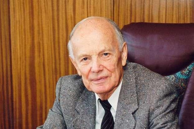 Помер видатний учений Борис Патон -  - 419814