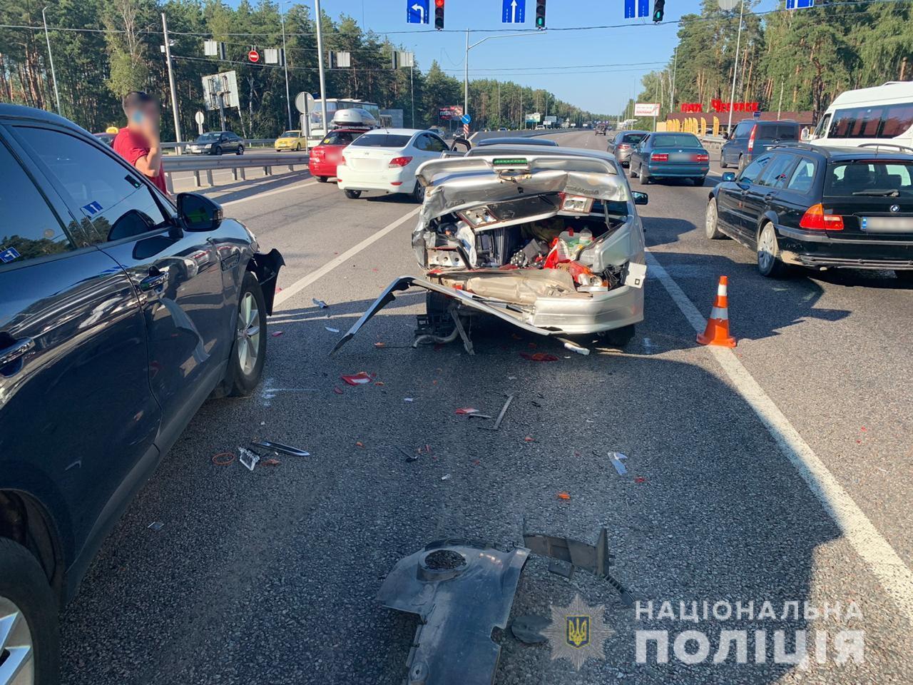 На Васильківщині сталося кілька ДТП: одна людина загинула -  - DTPGlevaha3