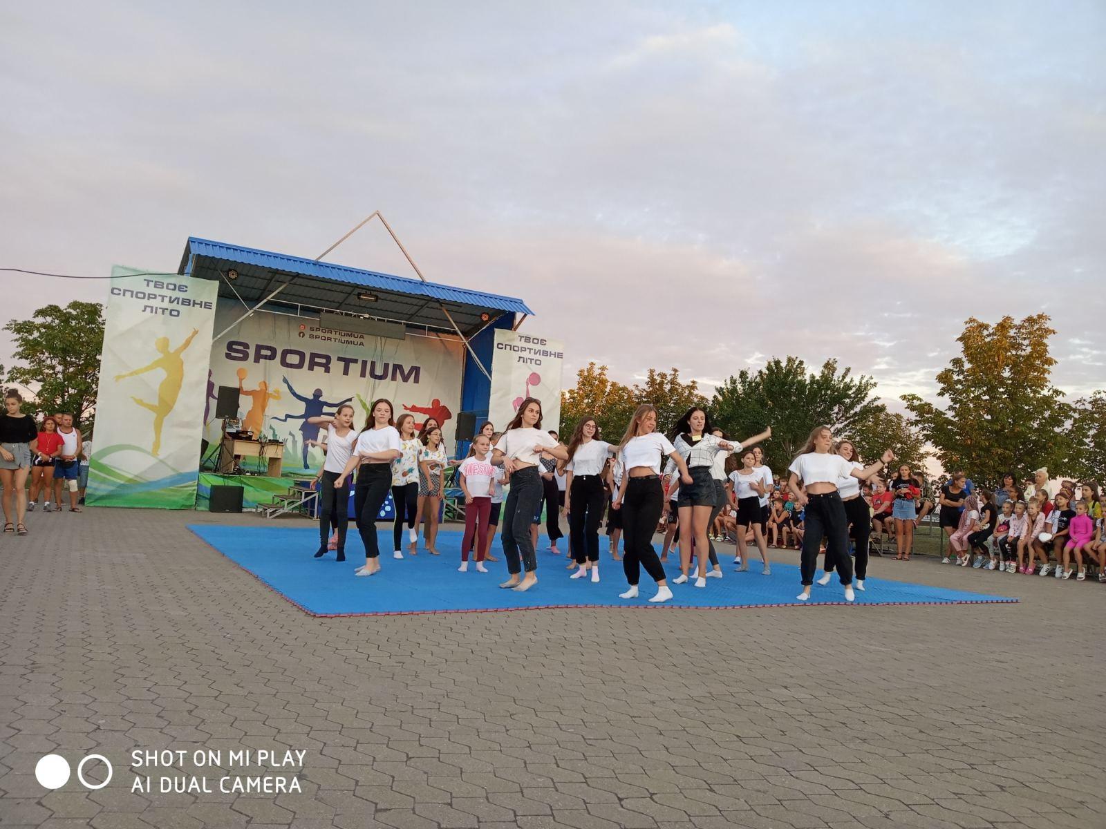 На Вишгородщині стартувала «морська» оздоровча кампанія -  - Dytyachyj vidpochynok2