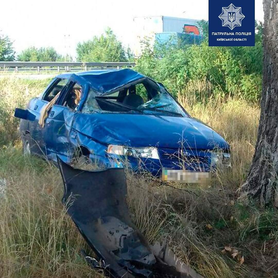 ДТП на трасі Київ – Чоп: двоє травмованих -  - FB IMG 1597822000101