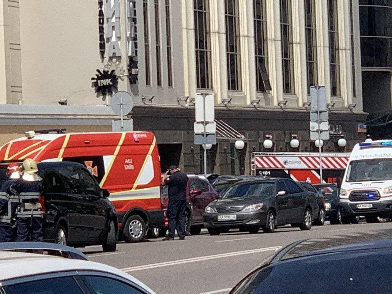 Київський терорист заявив, що вибухівка здетонує навіть в разі його смерті - Терорист, Київ, банк - IMG 20200803 142823 395