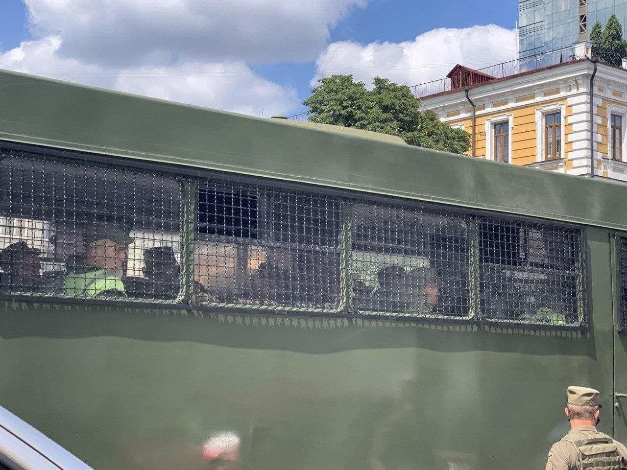 Київський терорист заявив, що вибухівка здетонує навіть в разі його смерті - Терорист, Київ, банк - IMG 20200803 142835 344