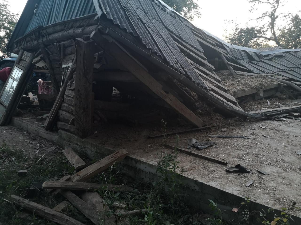 На Фастівщині з-під завалів будинку врятували двох людей - Фастівський район - IMG 20200804 121754 689