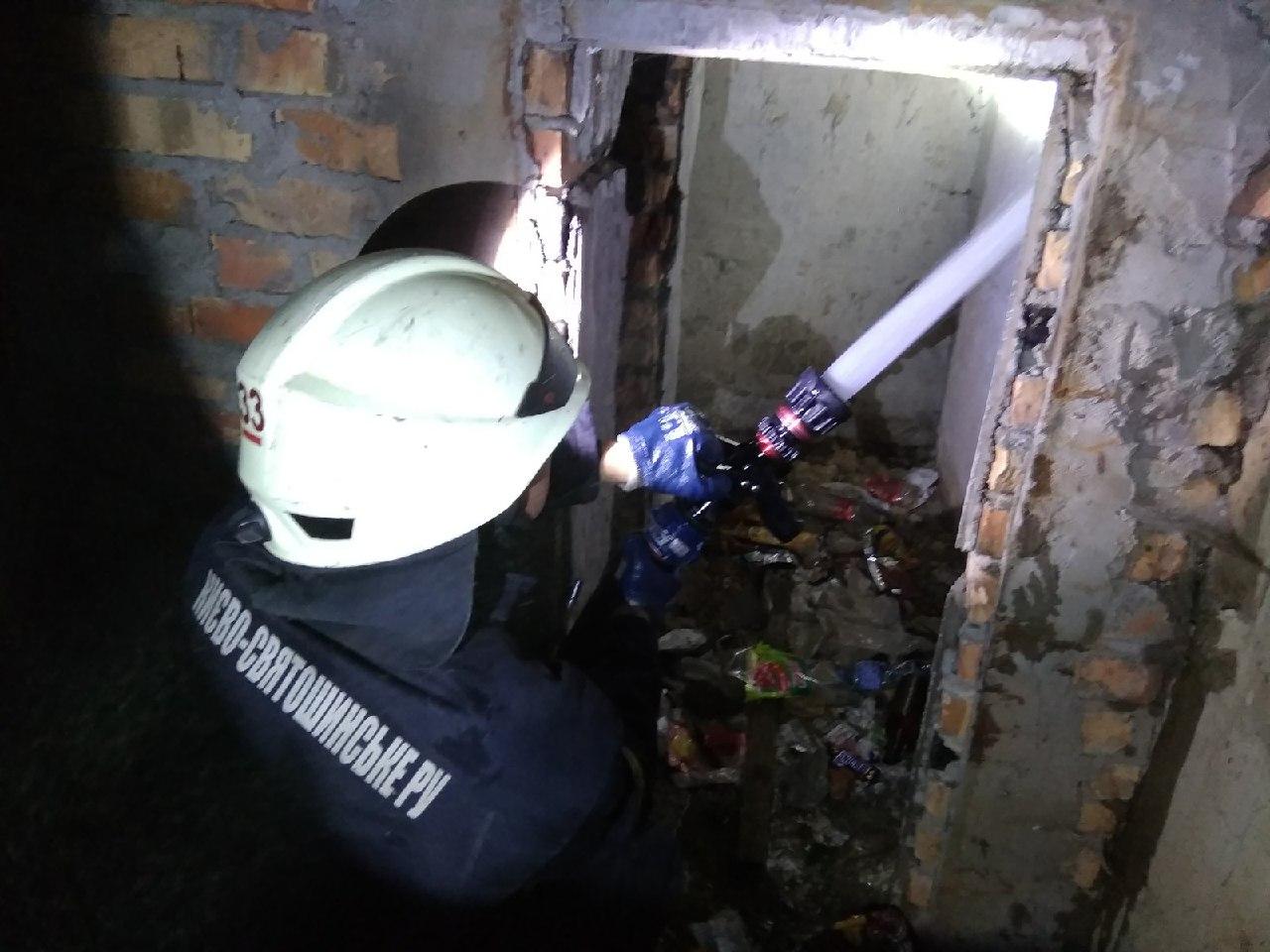 У Боярці 12 рятувальників гасили пожежу у житловому будинку -  - IMG 20200821 121043 273