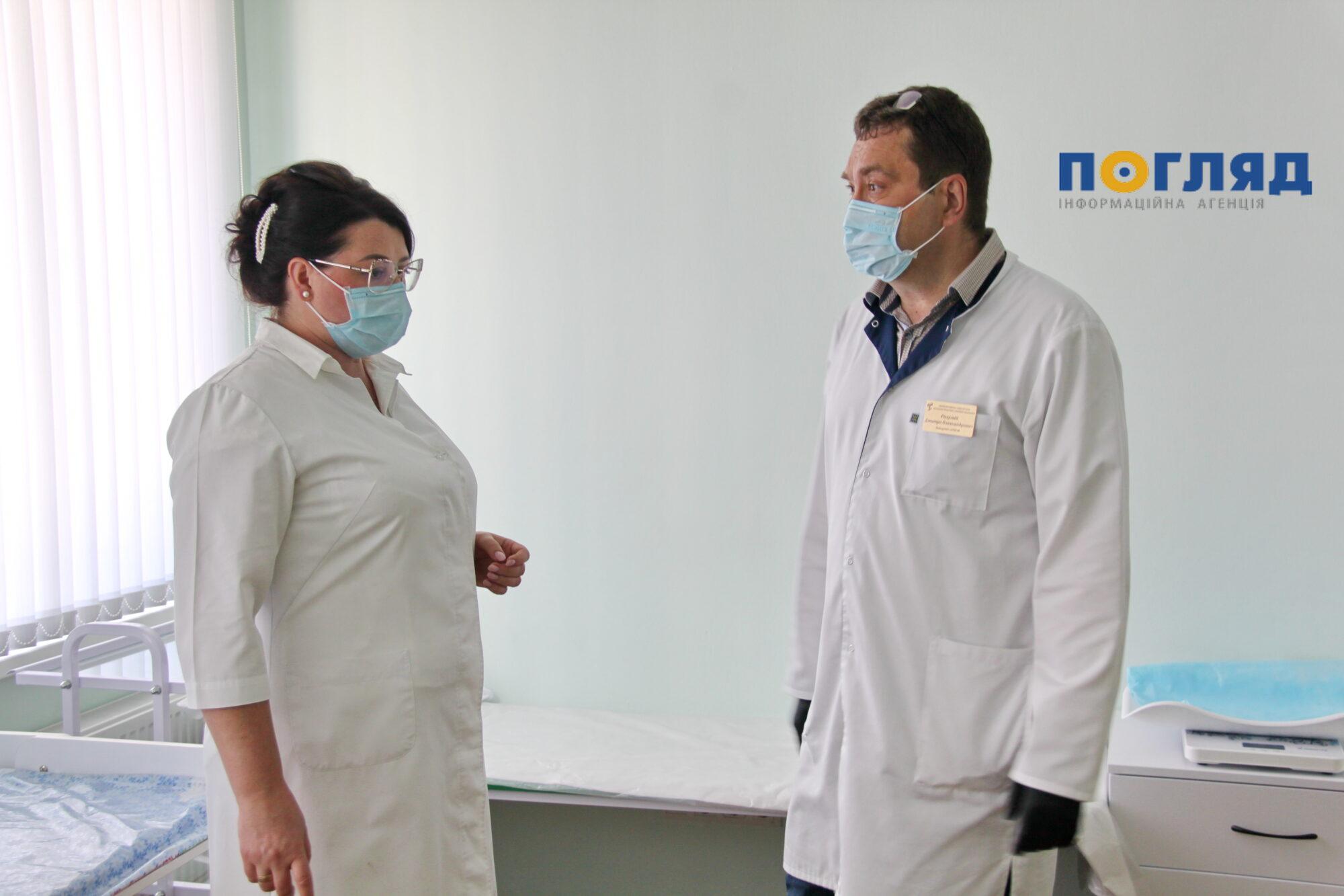 Коронавірус на Васильківщині: інтерв'ю з головним лікарем (частина І) - коронавірус - IMG 4911 2000x1333