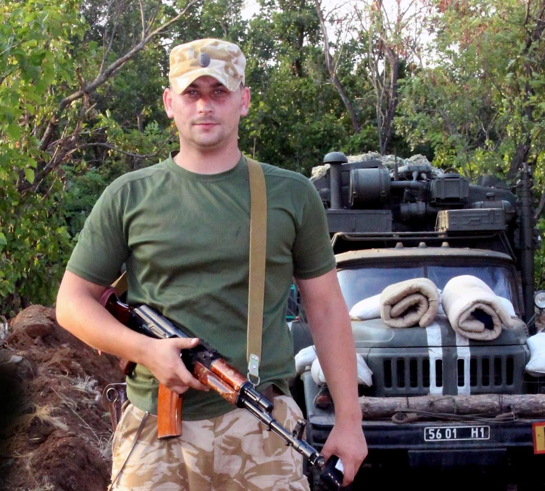 Смерть від «Урагану»: в Гостомелі вшанували Героя АТО Сергія Лимаря - Російсько-українська війна, Приірпіння, київщина, Гостомель, АТО (ОСС) - Lymar 5