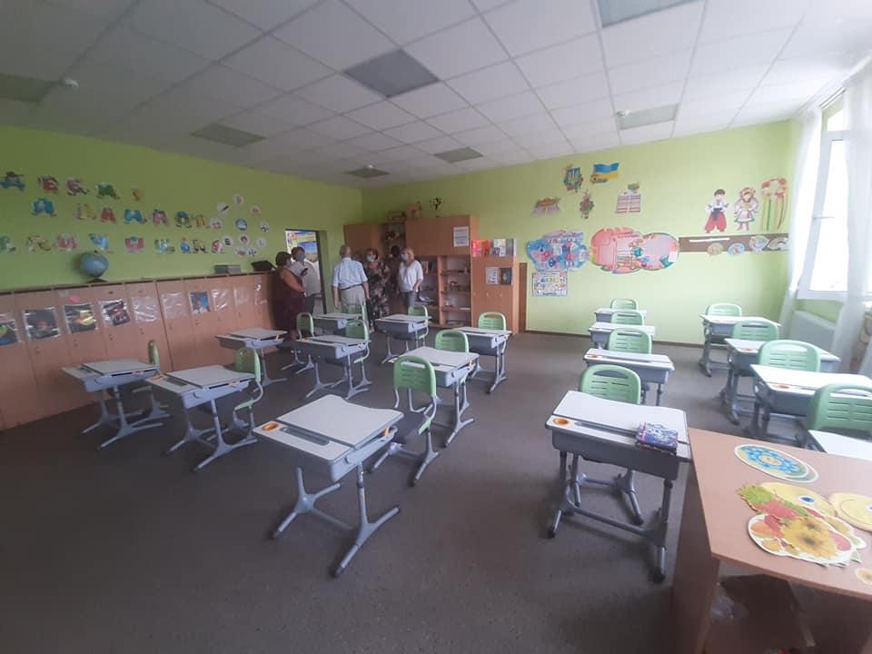 На Вишгородщині перевіряють школи і садочки - Освіта, новий навчальний рік, київщина, Вишгородський район - SHkola1