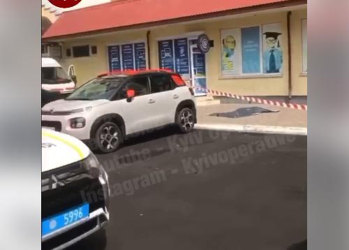 У Києві дитина випала із 12 поверху -  - Screenshot 11