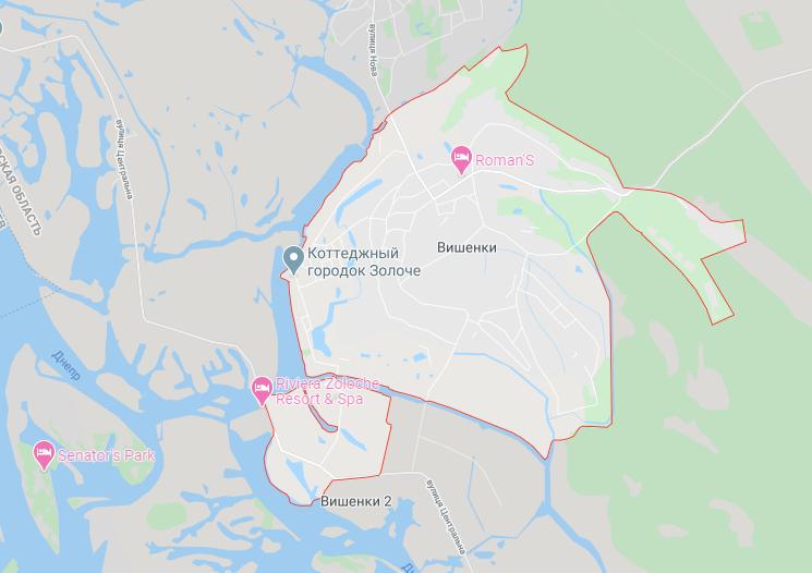 На Бориспільщині сільрада віддала підприємцю землю вартістю 89 млн грн - Прокуратура, земельна ділянка, Бориспільщина - Screenshot 3