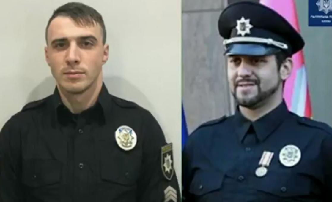 За крок до самогубства: столичні поліцейські врятували людину -  - Screenshot 16