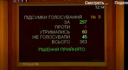 Парламент погодив конкурс на кращий ескіз великого Державного Герба України -  - Screenshot 22