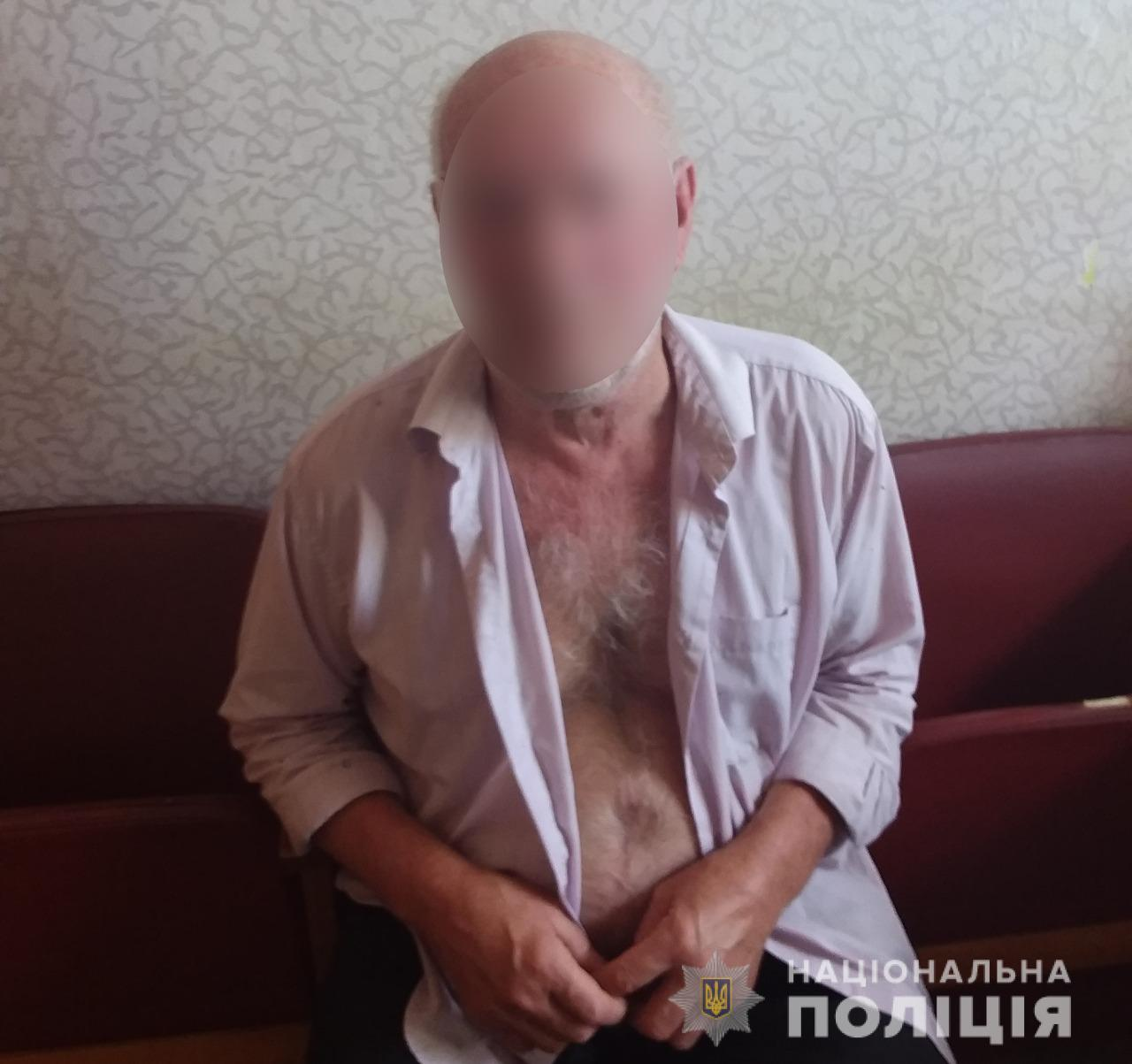 У Таращанському районі пенсіонер застрелив родича: зловмисника затримано - умисне вбивство, Тараща, досудове розслідування - TarashhaVbyvstvo1