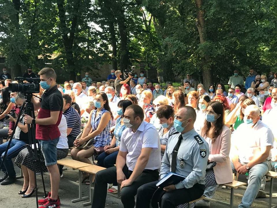 На Білоцерківщині – нова очільниця району -  - Volodin BTS2