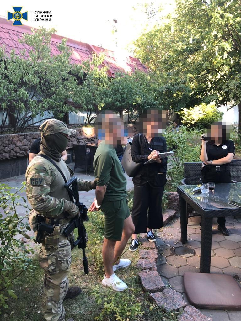 У Києві інсценували вбивство чоловіка, щоб затримати замовника - СБУ, Київ, Замовне вбивство, вбивство - d4d26a2ce04cdd141adb6c611b50fb22