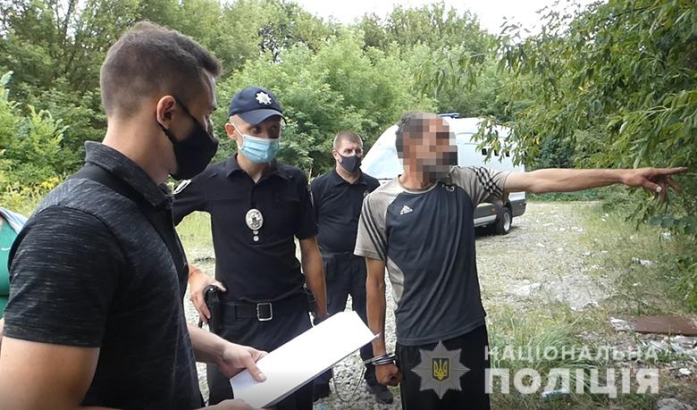 19-річна киянка ледь не стала жертвою бомжа-ґвалтівника з кримінальним минулим -  - goloseevo1708201
