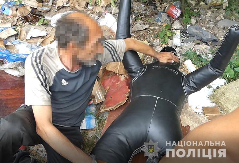 19-річна киянка ледь не стала жертвою бомжа-ґвалтівника з кримінальним минулим -  - goloseevo1708202