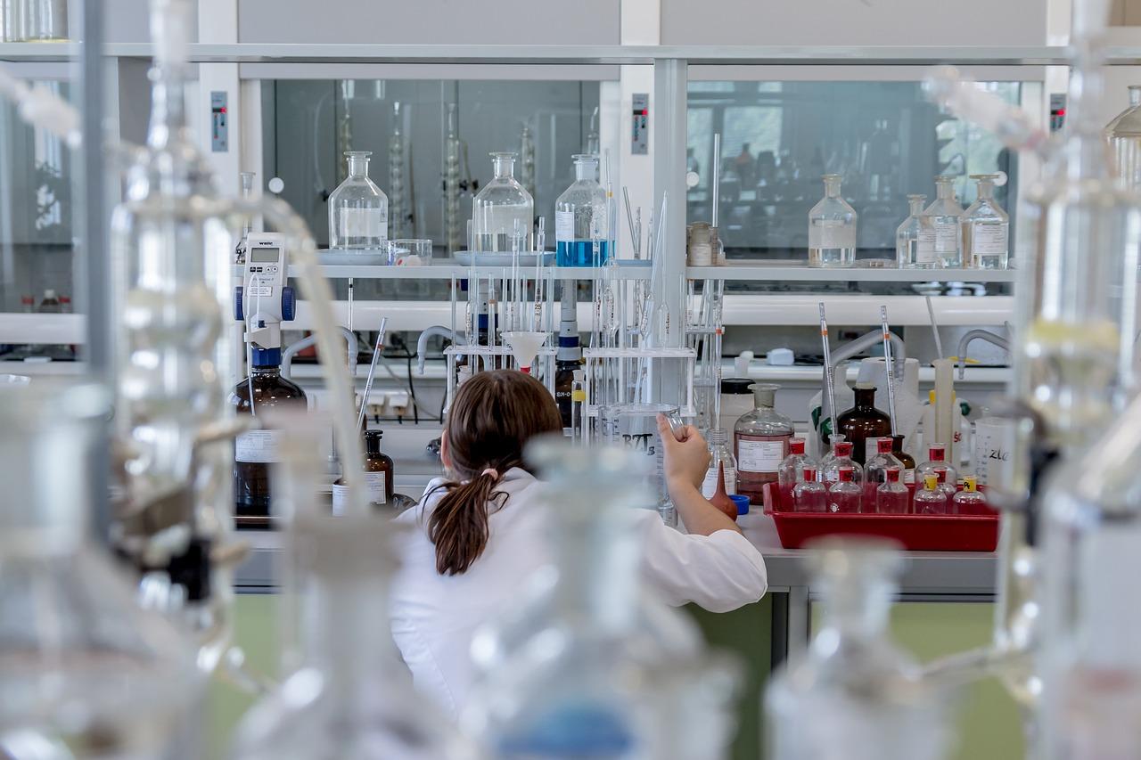 В Інституті раку з'явиться лабораторія за 106 млн грн -  - laboratory 2815640 1280