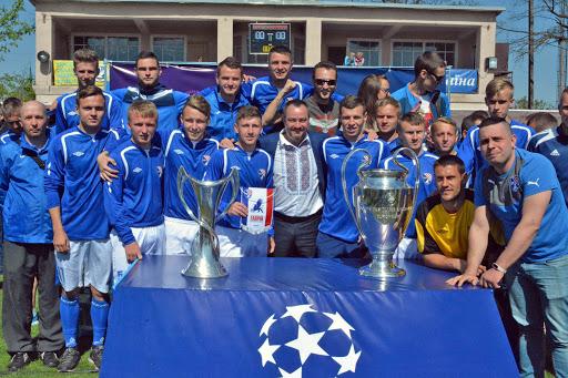 Легендарний футбольний клуб може переїхати в Ірпінь - футбол, ірпінь - unnamed 2