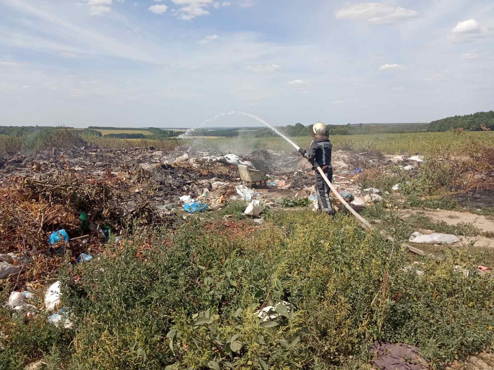 Підпали сухої трави перетворюються на рукотворне стихійне лихо - рятувальники -  - zobrazhennya viber 2020 08 18 15 33 54