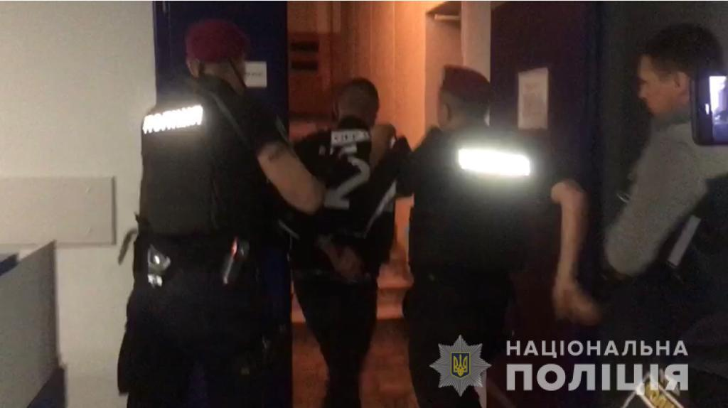 У Борисполі викрадача 4-річної дитини розшукали за дві години (відео) -  - zxz11