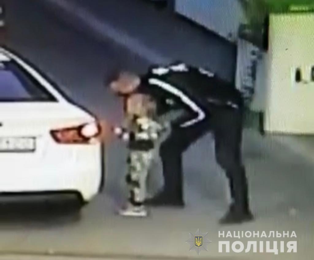 У Борисполі викрадача 4-річної дитини розшукали за дві години (відео) -  - zxz13