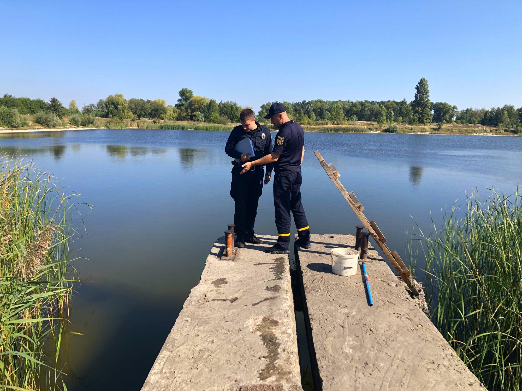 На Бородянщині на воді загинула людина -  - 01 1 2000x1500
