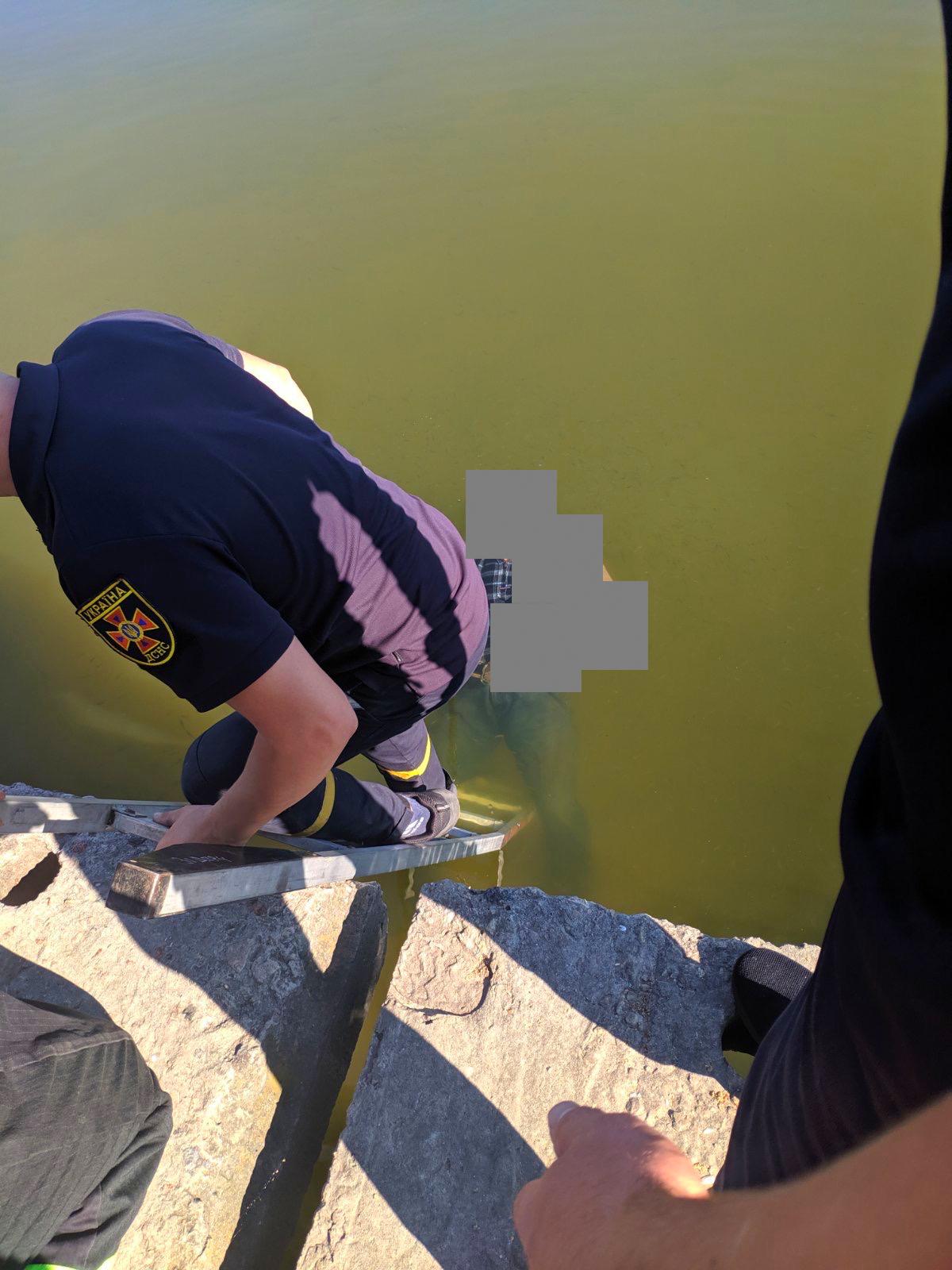 На Бородянщині на воді загинула людина -  - 02 1